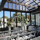 Wedding Ceremony on the Veranda