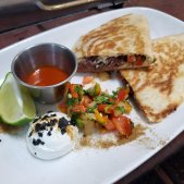 Short Rib Quesadilla