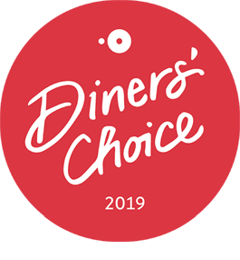 OpenTable Winner Diner's Choice 2016